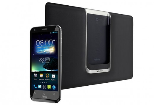 Asus Padfone 2 - a top-of-the-line smartphone that can convert into a tablet in a flash