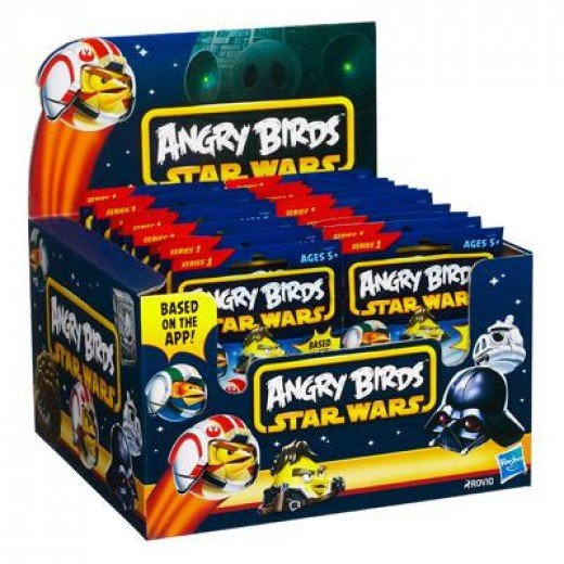 Angry Birds Star Wars Toys : Angry birds star wars toys hubpages