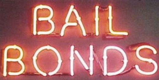 Know your bail bondsman--he may come in handy.