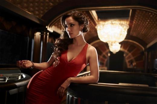 Berenice Marlohe in Skyfall (2012)
