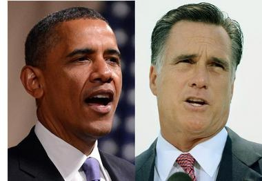 Romney vs Obama from Rodrigo Philipps Source: flickr.com