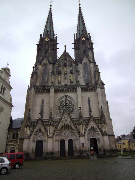 St. Wenceslas Cathedral, Olomouc