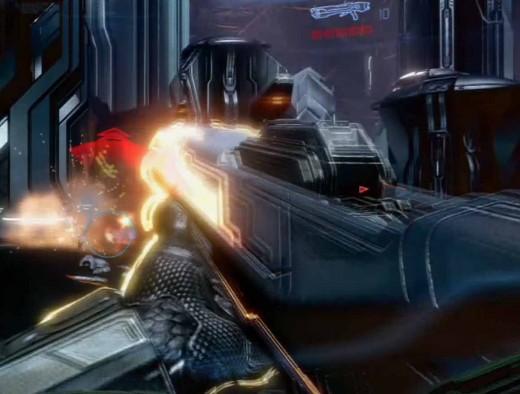 Halo 4 Scattershot