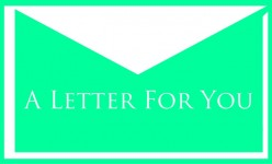 POEM: A Letter For You