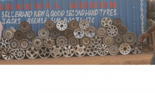 reconditioned car parts on sale