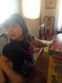 My Niece Ready To Play