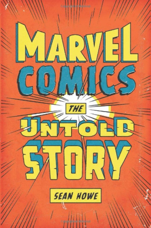 A great history of Marvel Comics.