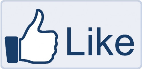 Pressing the Facebook Like button too many time hurts your online reputation.