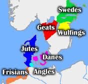 The peoples of the northlands. The Swedes were also known as the Svear