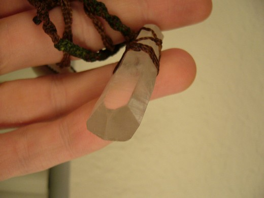 This pet rock is a great choice for those who are not able to handle the expenses of a diamond.