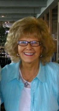 My beautiful and loving mother, Joanne.