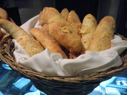 Monasterio breads