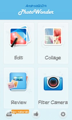 PhotoWonder:  Photo Editing Application Review For Android