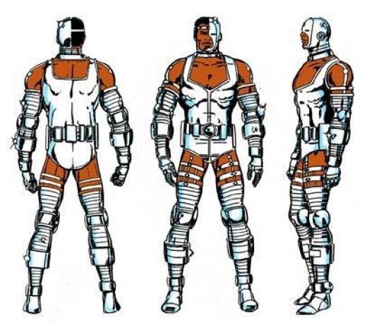 DC Comics Cyborg