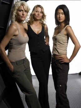Female Cylons