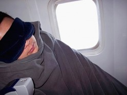 Sleeping on Airplanes, Tips for Decent Sleeps, Naps on Long Flights
