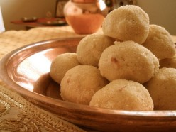 Sooji Ladoo - An Easy to Make Dessert
