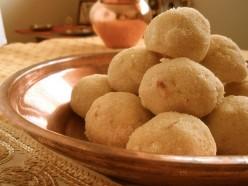 Easy to Make Dessert-Sooji Ladoo