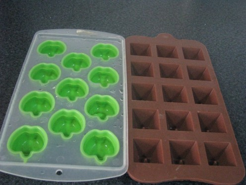 Keep your choclate moulds ready.