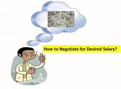 Tips to Negotiate Postdoctoral Salary