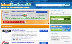Voucher Codes in Ireland