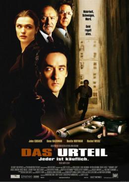 Runaway Jury (2003) German poster
