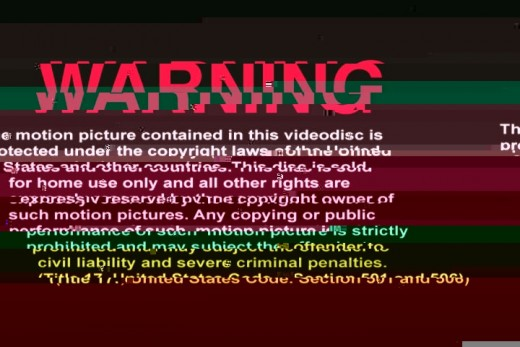 """FBI DVD Warning 2"""