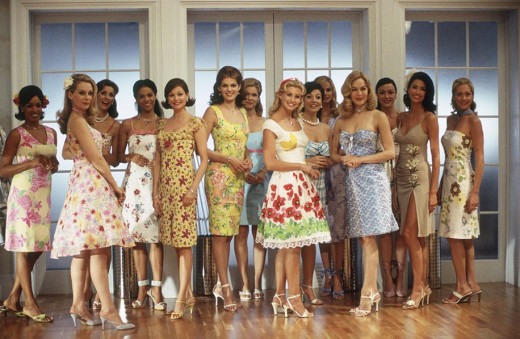Stepford Wives 2004