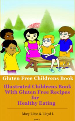 Gluten Free Children's Book