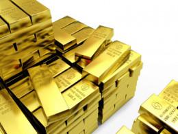 Bars of Gold Bullion