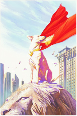DC Comics Super Animals