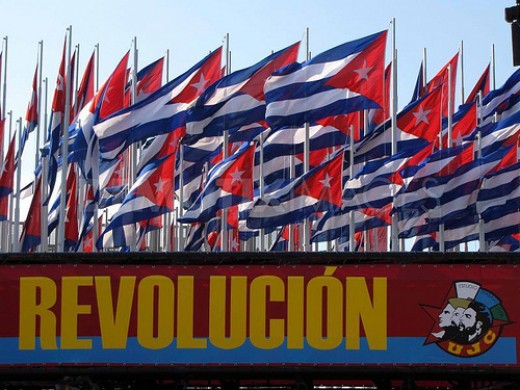 Cuba has had more than one revolution. There is the acknowledged one of 1959, but there has been another afoot as Cuba has gone organic and green due to US blockades.