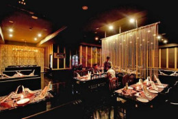 @24 Carat  -dark colored interiors and lighting