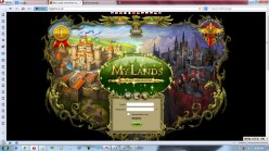 My Lands: The Double Benefit Money-Making and Entertainment Online Game for Free Play