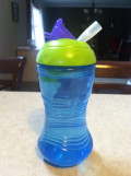 Best Sippy Cup: Tommee Tippee