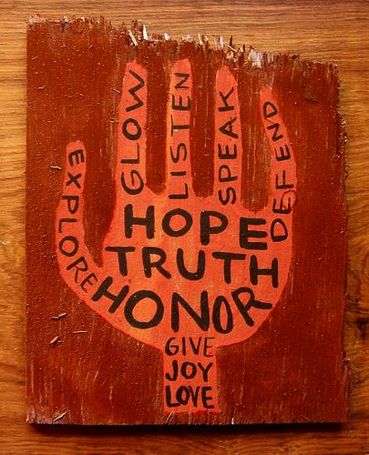 Hope Truth Honor
