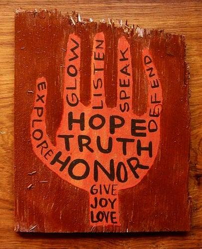 Hope Truth Honor