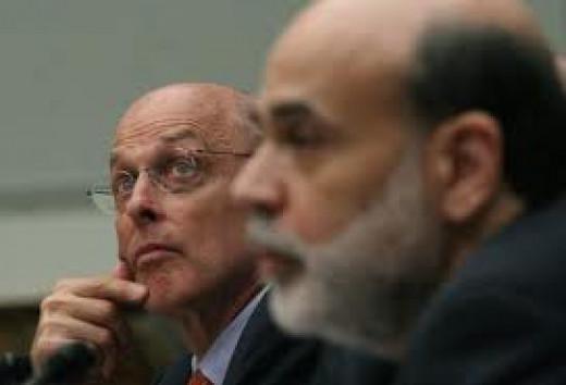 Lehman Post Mortem, Did Bernanke and Paulson Blackmail Congress?