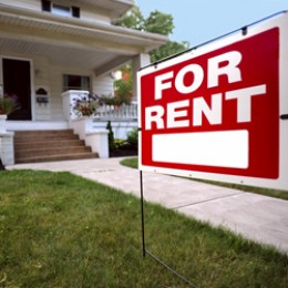 Renting out My Home