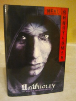 Book Review of Unwholly: The Neal Shusterman sequel to Unwind