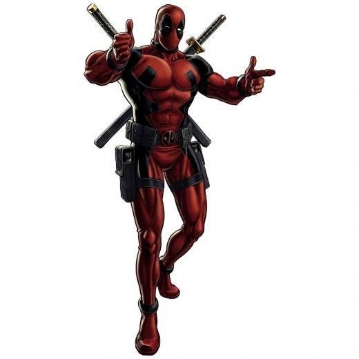 Top 100 in the Tourney win Deadpool