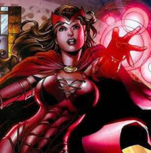 The Scarlet Witch (Marvel Comics)