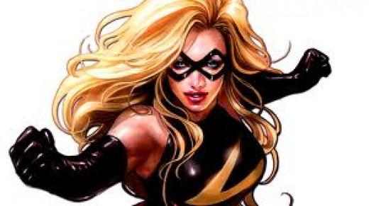 Carol Danvers aka Ms. Marvel (Marvel Comics)