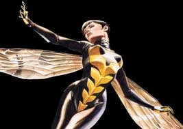 The Wasp aka Janet van Dyne (Marvel Comics)