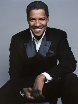 well, ok: any excuse for a photo of Denzel Washington.