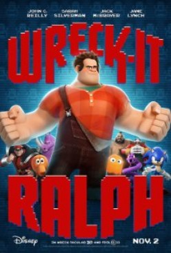 Movie Review: Wreck-It Ralph 3D (2012)