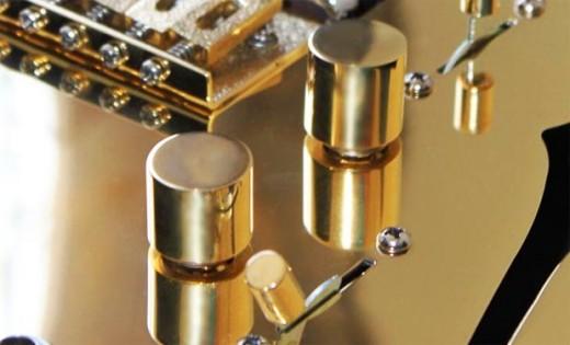 Goldcaster Guitar details