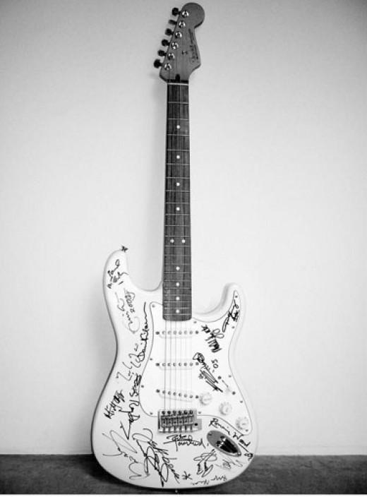 Tsunami guitar