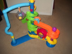 Fisher Price Cruise & Groove Ballapalooza Toy Review