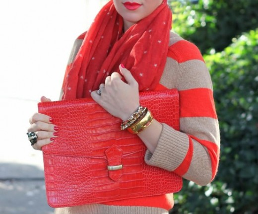 Camel and Red